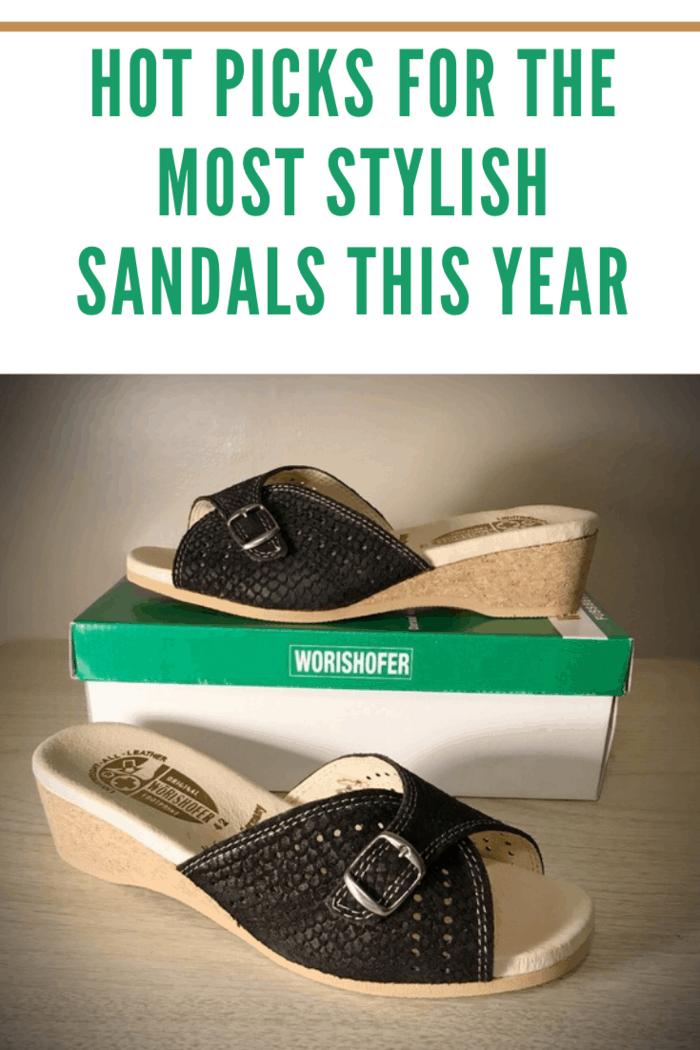 Worishofer Women's 251 Sandal