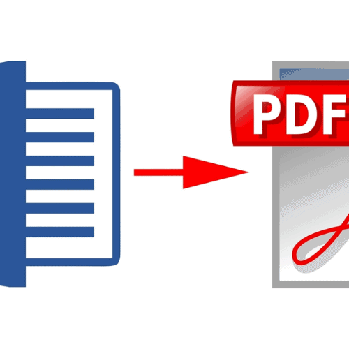 Simple Word To PDF File Conversion With The Help Of GoGoPDF