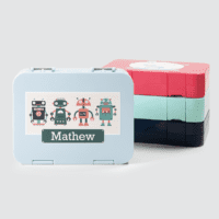 personalized bento boxes