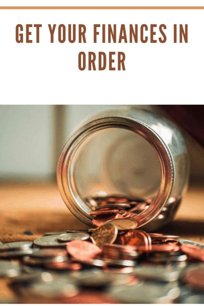 pennies coming out of a tipped jar
