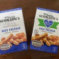mama geraldine's cheese straws