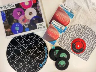 puzzle culture vinyl love whats included