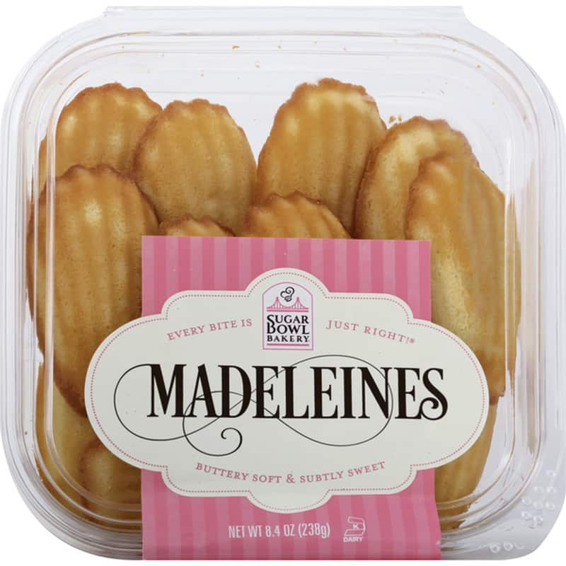 sugar bowl bakery madeleines