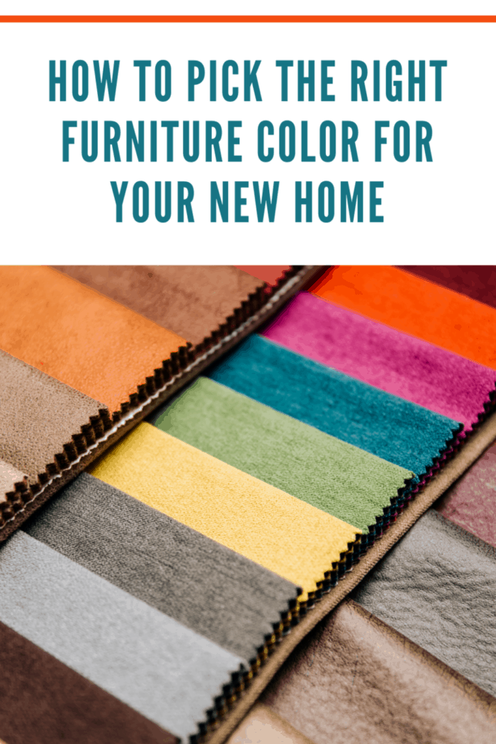 Colorful Furniture Covers