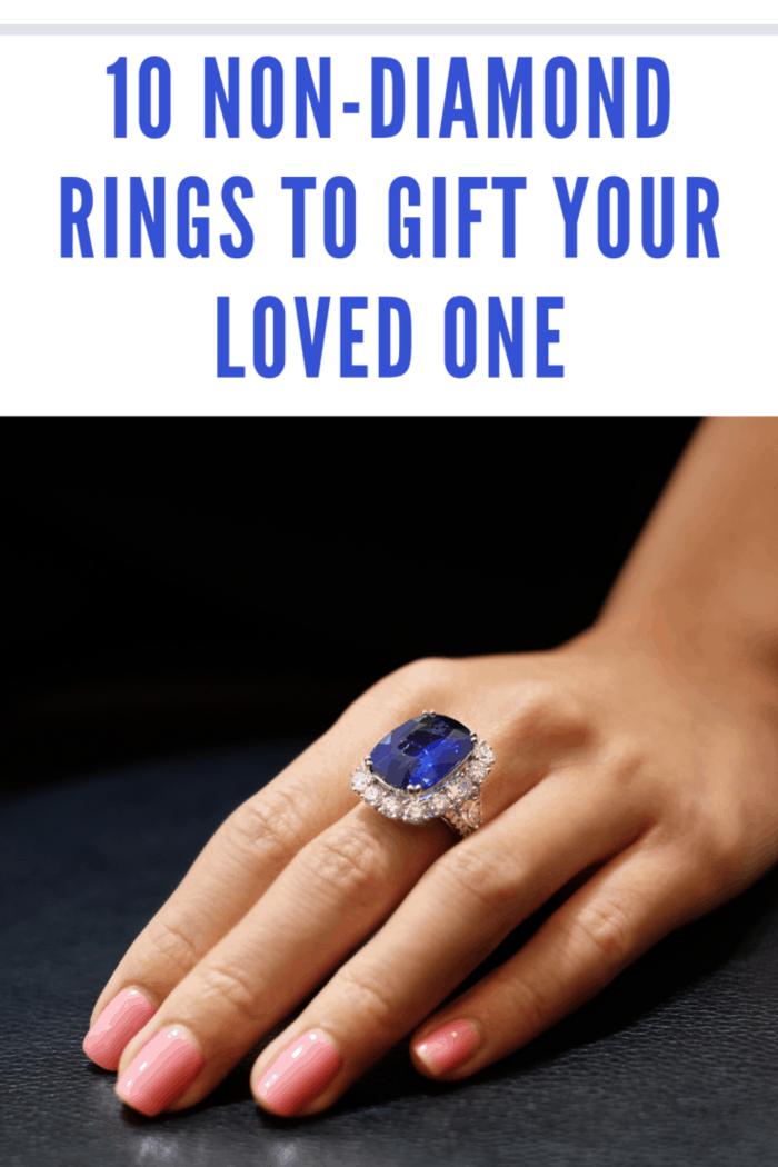 royal inspired ring