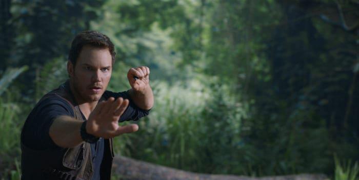 Chris Pratt Jurassic World Final Kingdom