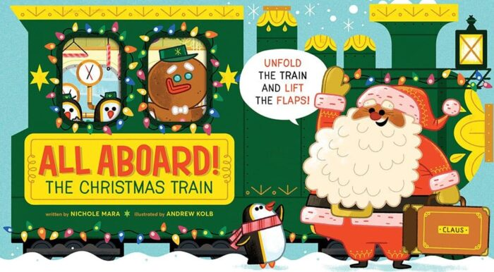 All Aboard the Christmas Train