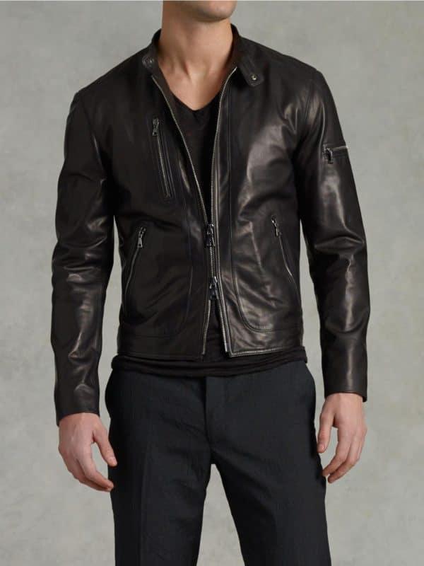 8 Stylish ways to wear leather jackets