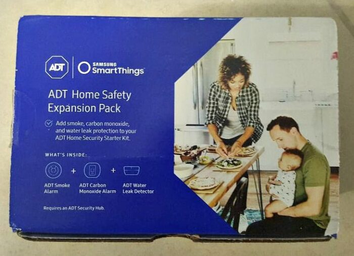 samsung + adt smart home starter kit expansion pack