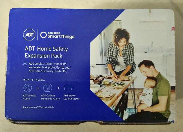 samsung + adt smart home starter kit expansion pack