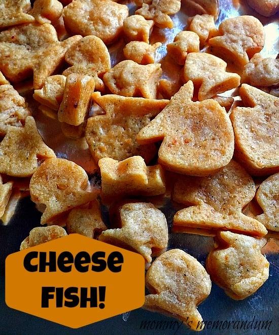 Cheese Fish #Recipe #NOM