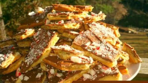 Christmas Crack Recipe.Sweet And Saltine Or Christmas Crack Recipe