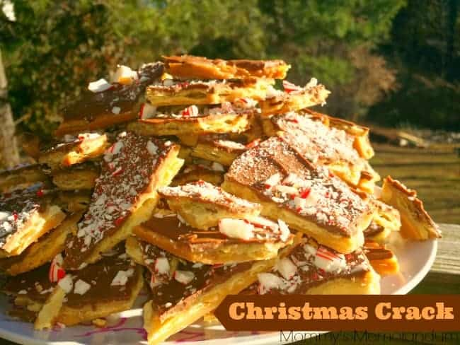 christmas crack recipe crackers