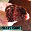 Crazy Cake #Recipe
