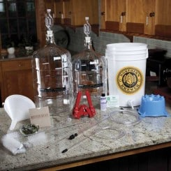 Large Beer Brewing Kit