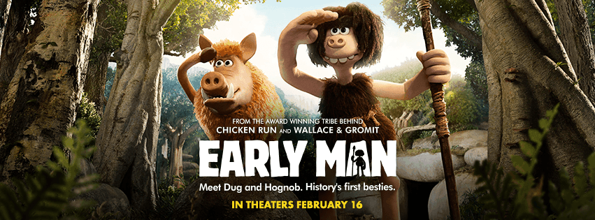 early man banner
