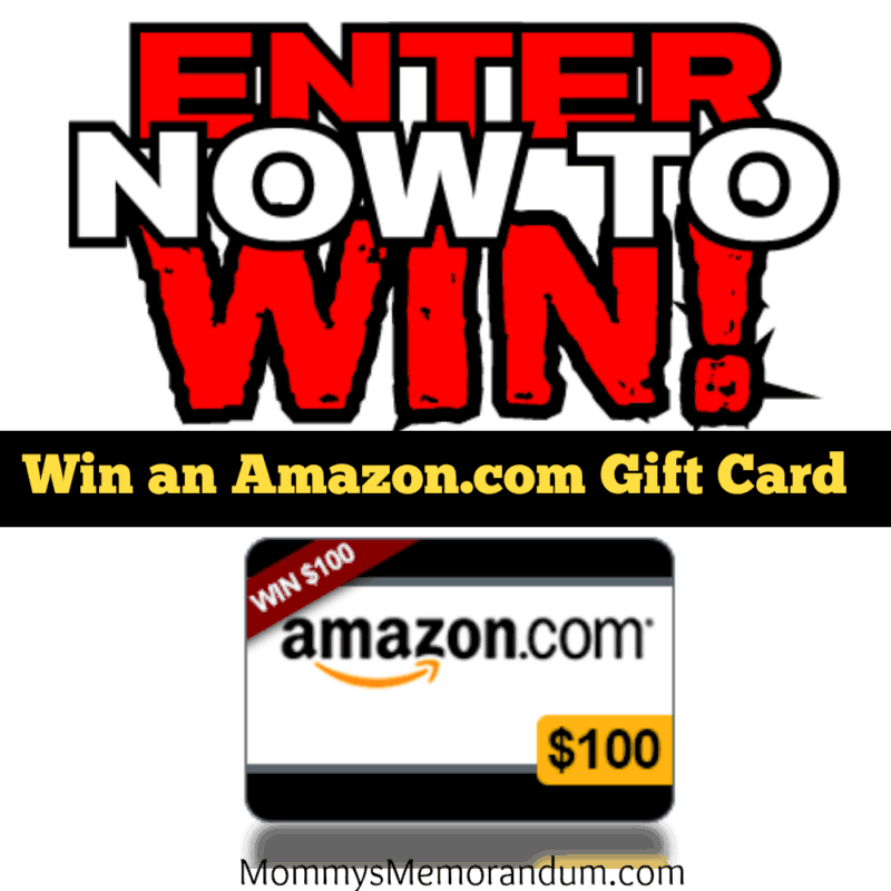 Win 100 Amazon Gc From
