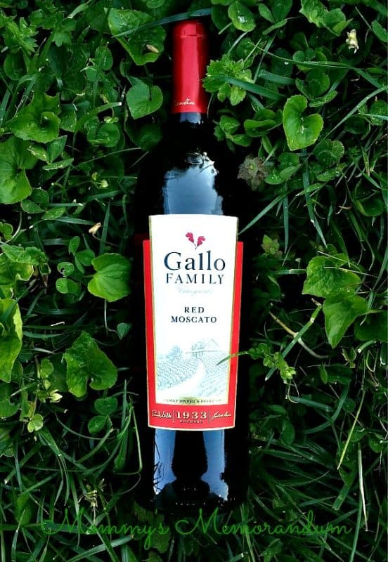 Gallo Family Red Moscato Review