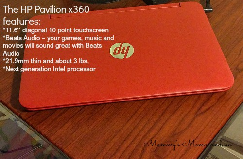 HP Pavillion x360 #hpfamilytime