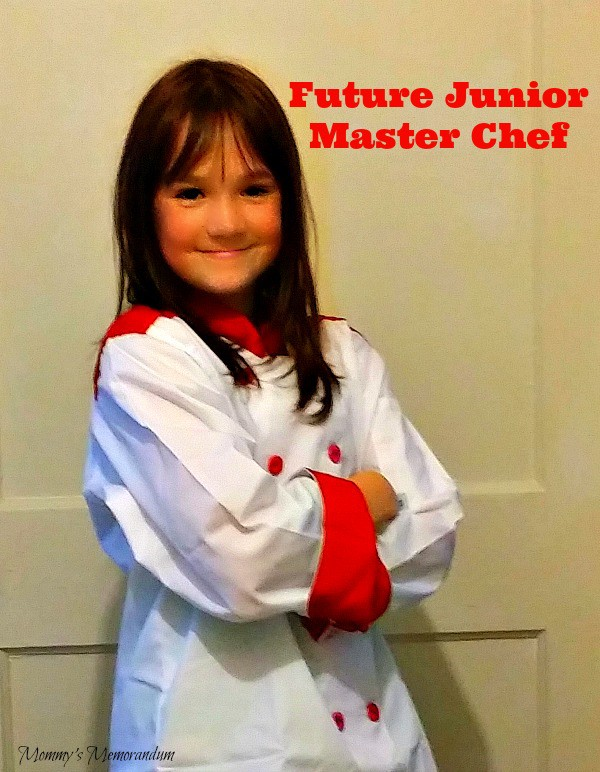 Happy Chef Jacket for your future master chef