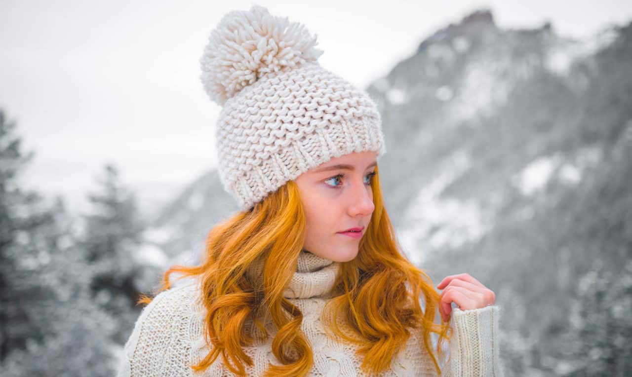 How Knitting Can Help You During Flu Season