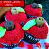 how to make cupcake apples