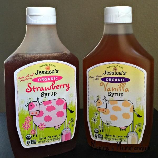 Jessica's Organic Syrup