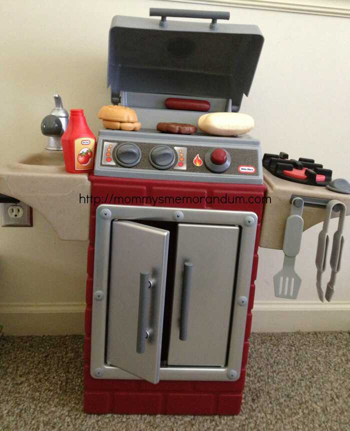 Little Tikes Sizzle And Pop Kitchen Uk