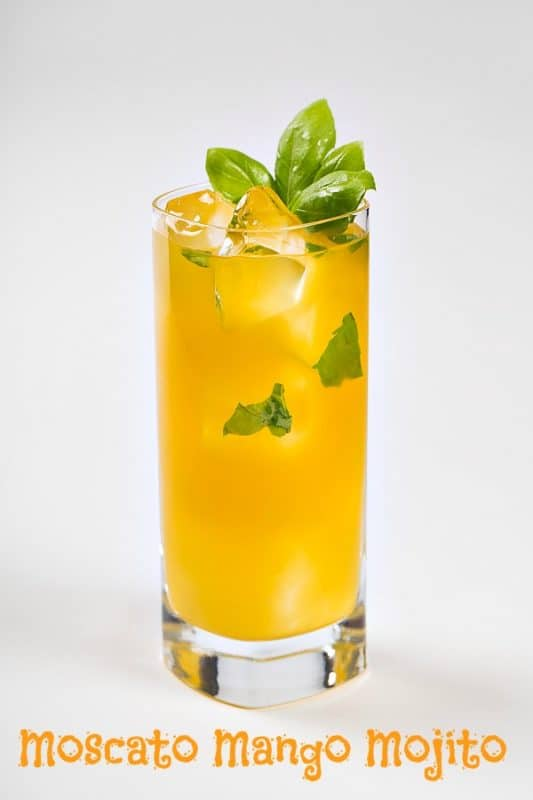 Rum Drink Recipes With Mango