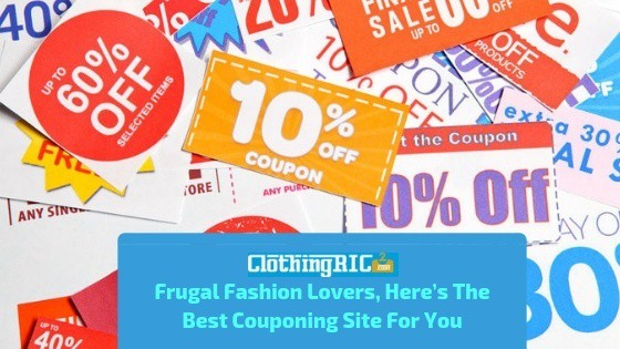 Clothingric.com: Frugal Fashion Lovers, Here's The Best Couponing Site For You