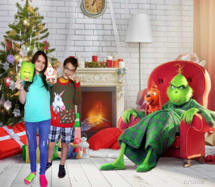 the grinch movie coming to theaters November 9