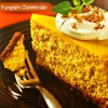 Pumpkin Cheesecake #Recipe