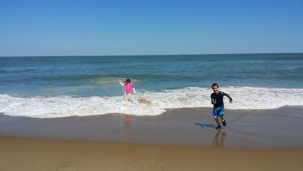 #RIFamily beach