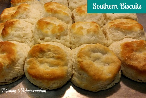 Southern Biscuits #recipe