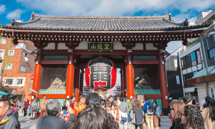 The Eight Amazing Places to Visit in Tokyo Japan sensoji