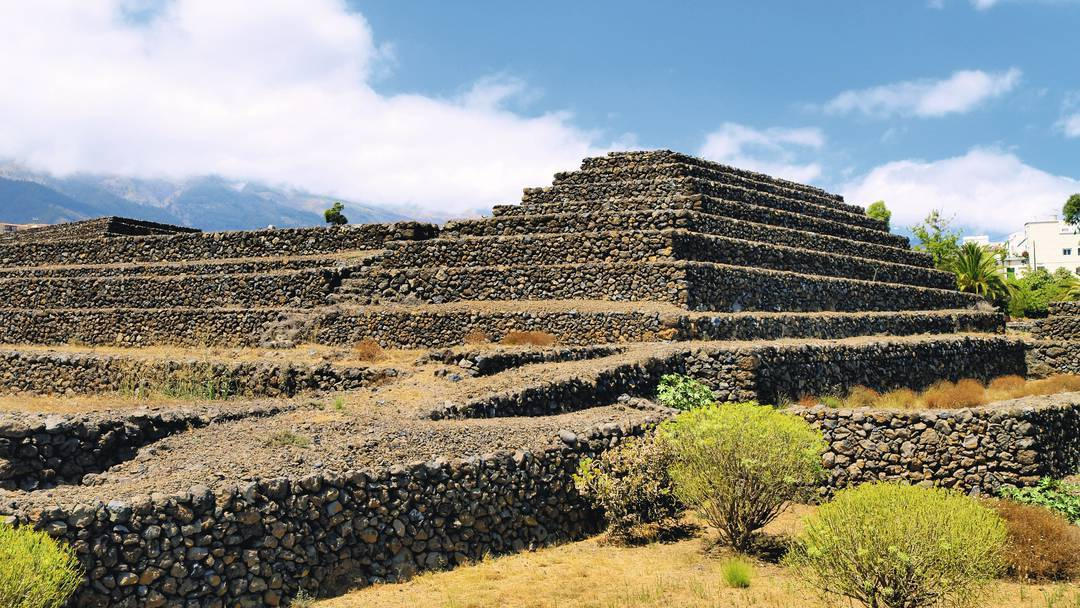 Unlock the mysteries of the Pyramids of Guimar