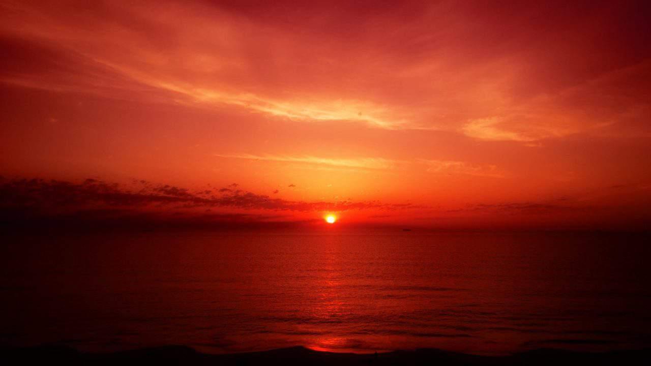 nokia lumia icon sunrise in VA Beach