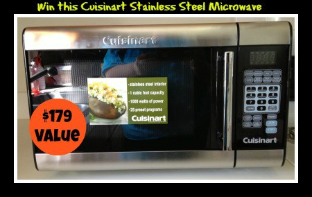 Win this microwave