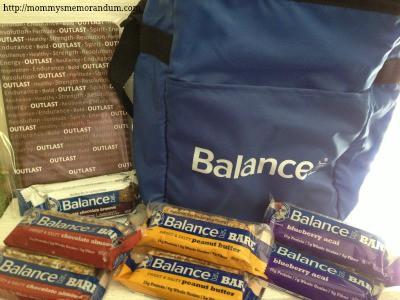 balance bar #giveaway