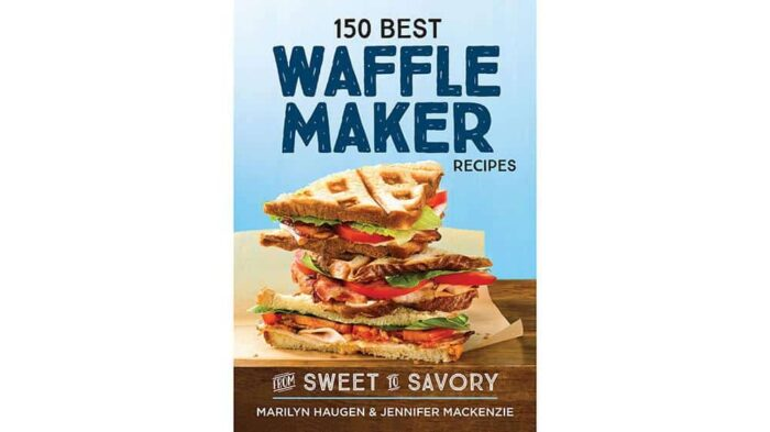 150 Best Waffle Maker Recipes Book Review
