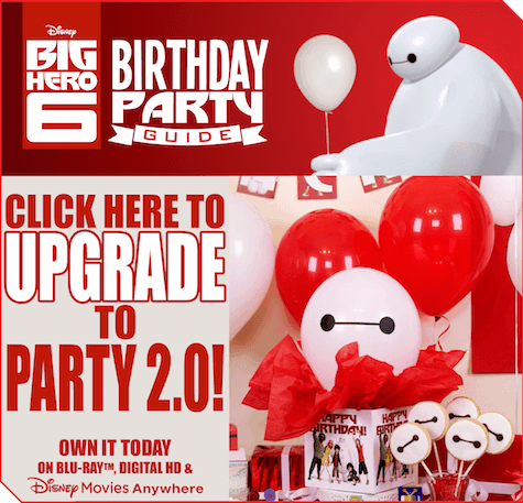 big hero 6 birthday