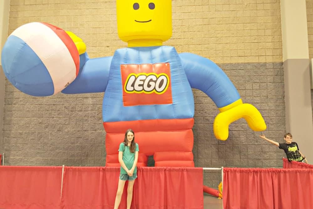 brickfest blue lego pit