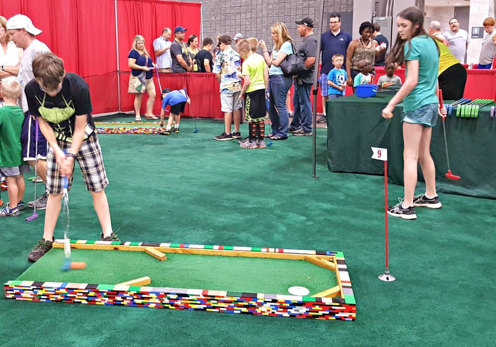 brickfest miniature golf