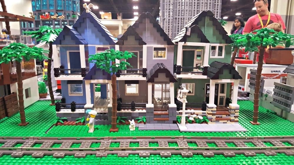 brickfest row houses