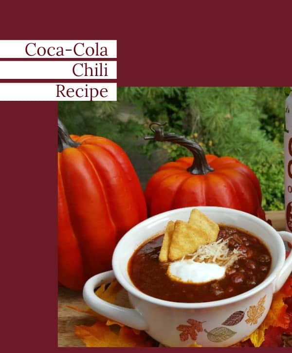 coca cola chili recipe