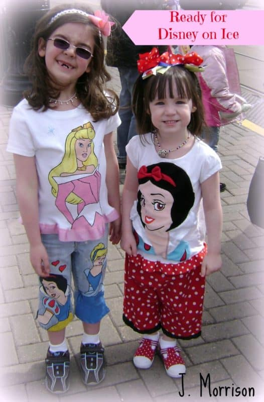 disney on ice outfits