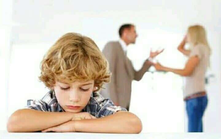 divorce in scottsdale with child