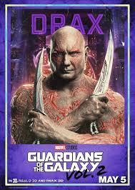 drax poster