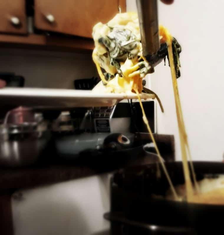 easiest cheesiest tortellini bake recipe oh the cheese