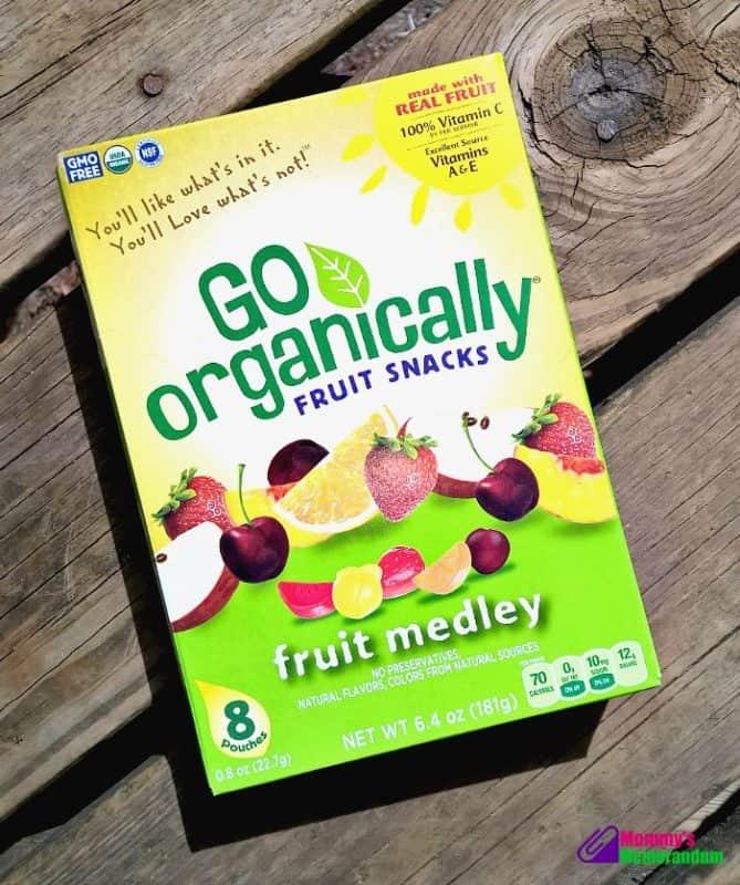 go organically box